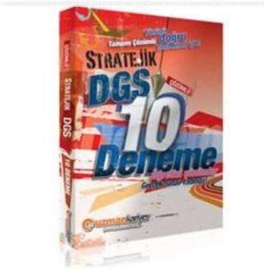 Uzman DGS 10 Deneme Sınavı Tamamı Çözümlü