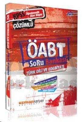 Uzman ÖABT Türk Dili ve Edebiyatı Çözümlü Soru Bankası