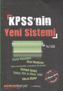 Uzman Kariyer KPSS'nin Yeni Sistemi