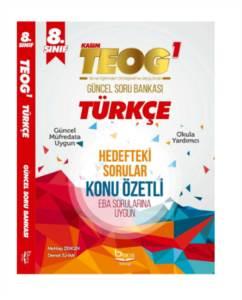 TEOG-1 Türkçe Konu Özetli Soru Bankası