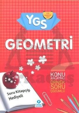 Örnek Akademi YGS Geometri Konu Anlatımlı Örnek Soru Çözümlü