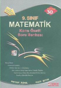 9.Sınıf Matematik Konu Özetli Soru Bankası