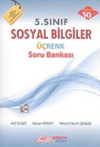 5.Sınıf Sosyal Bilgiler Üçrenk Soru Bankası