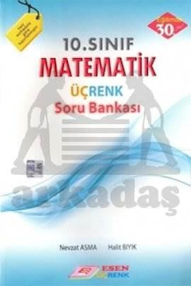 10 Sınıf Matematik Üçrenk Soru Bankası( 2014)