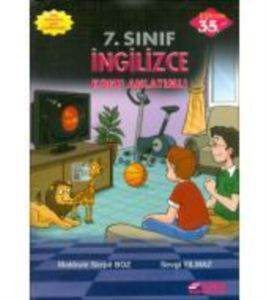 7.Sınıf İngilizce Konu Anlatımlı (Yeni Baskı)