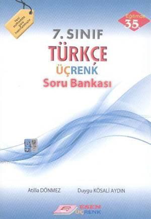 7.Sınıf Türkçe Üçrenk Soru Bankası (2015)