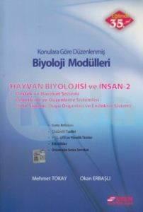 Esen Biyoloji Modülleri:Hayvan Biyolojisi Ve İnsan 2 (2015)
