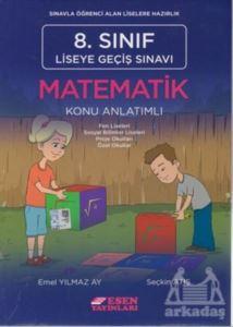 8.Sınıf Matematik Konu Anlatımlı-2016