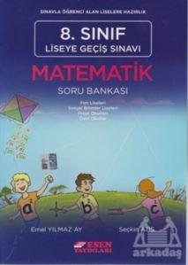 8.Sınıf Matematik Soru Bankası-2016