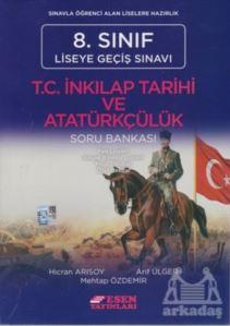 8.Sınıf T.C.İnkılap Tarihi Ve Atatürkçülük Soru Bankası-2016