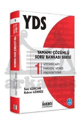İrem YDS Tamamı Çözümlü Soru Bankası 1