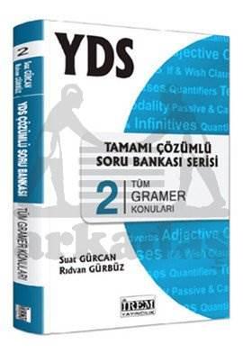 İrem YDS Tamamı Çözümlü Soru Bankası 2.Serisi 2014