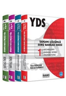 İrem YDS Tamamı Çözümlü Soru Bankası 4.Kitap Serisi 2014