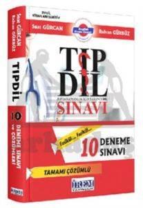 İrem Tıp Dil Sınavı Tamamı Çözümlü 10 Deneme Sınavı