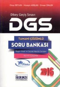 2016 İrem DGS Tamamı Çözümlü Soru Bankası