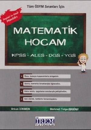İrem Matematik Hocam-Tüm Ösym Sınavları İçin