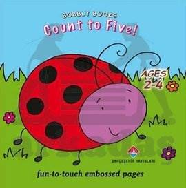 Bobbly Books - Count To Five!