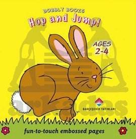 Bobbly Books - Hop and Cump!