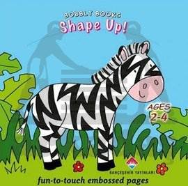 Bobbly Books - Shape Up!