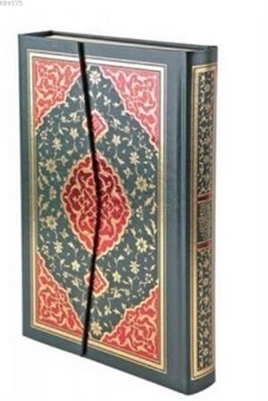 Kur'ân-I Kerîm (Orta Boy-Bilgisayar Hatlı-2 Renk) (Kod 1326)