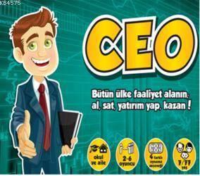 Ceo - Bütün Ülke Faaliyet Alanın Al, Sat, Yatırım Yap, Kazan!