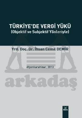 Türkiye'de Vergi Yükü