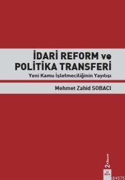 İdari Reform Ve Politika Transferi