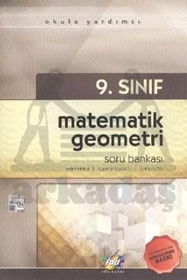 FDD 9. Sınıf Matematik Geometri Soru Bankası