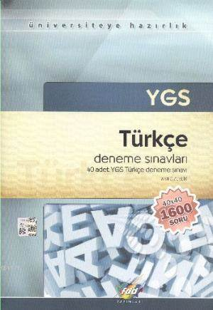 FDD YGS Türkçe Deneme Sınavları