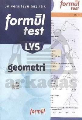 Formül 2014 LYS Geometri Yaprak Test