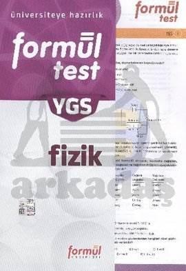 Formül YGS Fizik Yaprak Test 2014