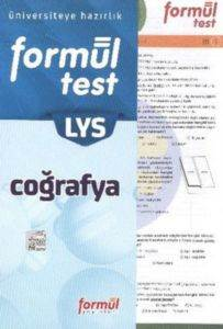 Formül LYS Coğrafya Test