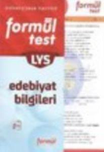 Formül LYS Edebiyat Bilgileri Test