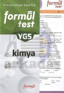 Formül 2014 YGS Kimya Yaprak Test