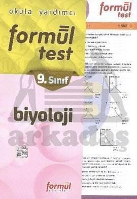 Formül 2014 9. Sınıf Biyoloji Yaprak Test