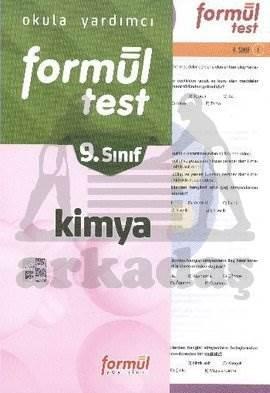 Formül 2014 9. Sınıf Kimya Yaprak Test