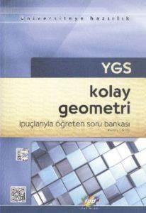FDD YGS Kolay Geometri İpuçlarıyla Öğreten Soru Bankası