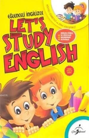 Let's Study English (5 Kitap); Eğlenceli İngilizce