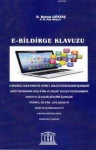 E- Bildirge Klavuz ...