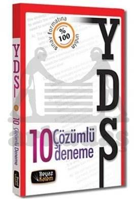 YDS 10 Çözümlü Deneme