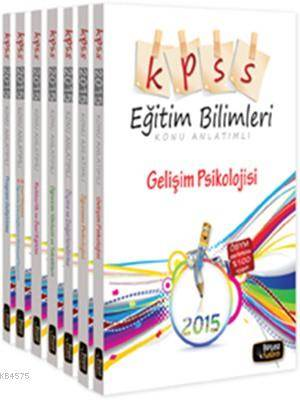 KPSS Eğitim Bilimleri Set; Konu Anlatımlı - 2015