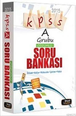 KPSS A Grubu Çözümlü Soru Bankası