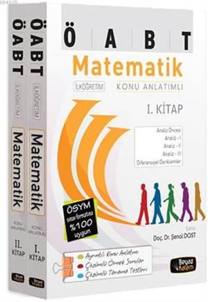 ÖABT İlköğretim Matematik Konu Anlatımlı - 2 Kitap Takım
