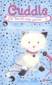 Cuddle Sevimli Kedi Yavrusu Süperstar Rüyası