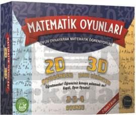 Matematik Oyunları ( 2D Çokgenler & 3D Katı Cisimler)
