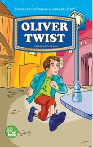 Dünya Klasikleri 2. Set - Oliver Twist