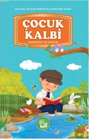 Çocuk Kalbi Dünya Klasikleri 2. Set