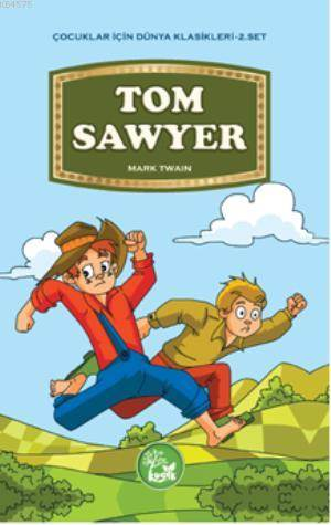 Dünya Klasikleri 2 . Set - Tom Sawyer