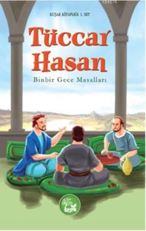 Kuşak Kitaplığı 1. Set - Tüccar Hasan