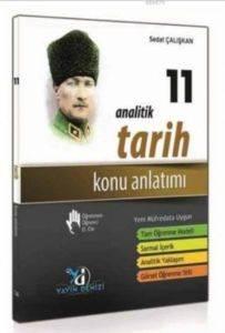 11.Sınıf Analitik Tarih -Ka- 2016